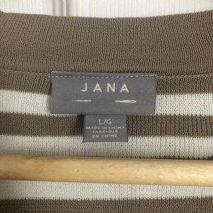 jana Sweaters - Cardigan Sweater 3/4 Sleeves